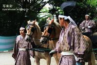 下鴨神社に行く2 - 写楽彩