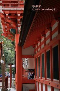 下鴨神社に行く3 - 写楽彩