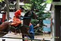 下鴨神社に行く6 - 写楽彩