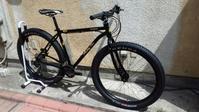 今年のARAYA「MUDDYFOX」は、お好きなホイールサイズで遊べ! - 大岡山の自転車屋TOMBOCYCLEのblog