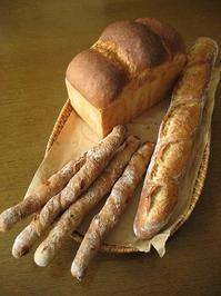 胡桃とレーズンとブルーチーズのパンとか。 - slow life,bread life