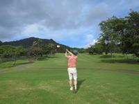 ハワイカイゴルフコースでゴルフ。 - rodolfoの決戦=血栓な日々