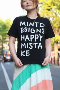 カッコカワイイ ロゴT mint designs ミント デザインズ   - TIMESMARKETのスタッフ日記