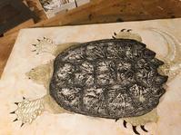 北米カミツキガメ 完成手前 - アトリエ アート ルゴッサ