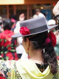 Tachikawa Flamenco 2017 - 風に吹かれて