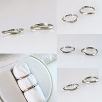 オーダメイド Marriage Rings - Sae+Sumi Koru 便り