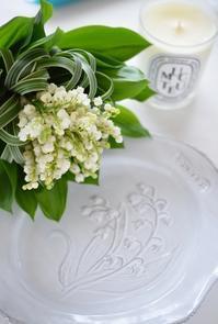 *スズランの日 - 12ヵ月の幸せなテーブル