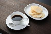 「又助」カフェのメニュー・コーヒー - 月山マガリタケ 山菜の里 西川町・大井沢 「又助」