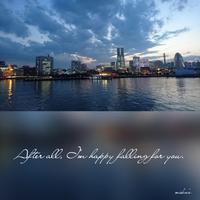 Vol.2「大さん橋 夕暮れ散歩」2017.5.1 - わたしの写真箱 ..:*:・'°☆