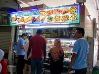 次回への備忘録・Nasi Padan@Nain Food Stall - Essen★Makan★何食べる?