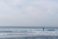 貝殻集めて歩くの由比ガ浜 - おれんじねこどろっぷの写真録