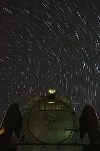 D51 745と星の軌跡 - THE FL LENS WAKU WAKU Mark II