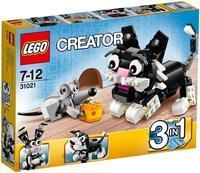 レゴ (LEGO) クリエイター・キャット&マウス 31021 - レゴランドジャパンを追いかけるブログ