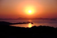 GW四国ツーリング 小豆島 - うひひなまいにち