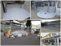 5/3・白子・H施設(塗装工事など) - とり三重成るままにsince2004