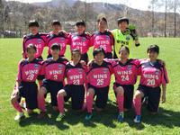メグミルクカップ:2日目結果 - 横浜ウインズ U15・レディース