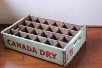 久しぶりに増えた古道具 ~CANADA DRY~ - キラキラのある日々