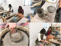 本日の陶芸教室 Vo.665 - 陶工房スタジオ ル・ポット