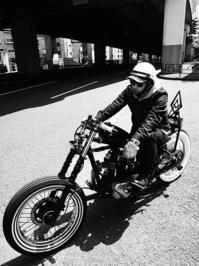 更新後記 VOL.139 - 君はバイクに乗るだろう