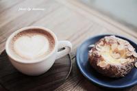 ラテとパンと・・ - Photographie de la couleur