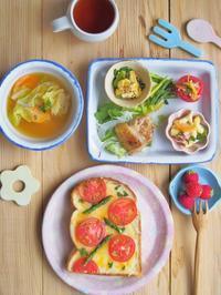 チーズトースト - 陶器通販・益子焼 雑貨手作り陶器のサイトショップ 木のねのブログ