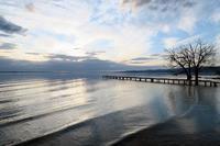 ひっそり美し春の湖、トラジメーノ湖 - ペルージャ イタリア語・日本語教師 なおこのブログ - Fotoblog da Perugia