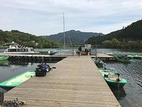 弓削さんのガイドで津風呂湖 - WaterLettuceのブログ