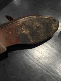 ペッコペコのソールは足が疲れる… - 玉川タカシマヤシューケア工房 本館4階紳士靴売場