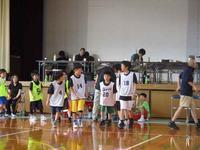 20170503練習試合 - 日出ミニバスケットボール