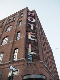 マンハッタンを一望・The Ides Bar @ Wythe Hotel - M's Sugary Life