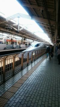 今朝の京都駅 - 京都ときどき沖縄ところにより気まぐれ