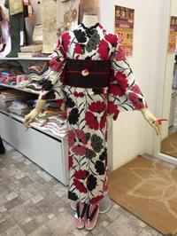 今年もセオα素材の浴衣が入荷してきました! - Tokyo135° sannomiya