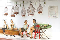Tiong Bahruで見つけた素敵なストリートアート - Tortelicious Cake Salon