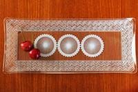 ☆本日のPICK UP☆東ドイツ レース模様のガラスのお皿 - 東欧雑貨店 Glucklich (グリュックリッヒ)の日記