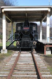 """ジンパのあとは……旧朝日駅のB20 - ときどきの記 小樽の出版社""""ウィルダネス""""のブログ"""