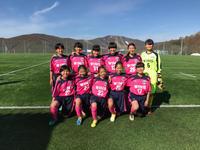 メグミルクカップ:最終日結果 - 横浜ウインズ U15・レディース