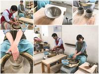 本日の陶芸教室 Vol.671 - 陶工房スタジオ ル・ポット