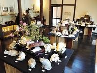 行ってきました ~小澤康麿さんの個展~ - 湘南藤沢 猫ものの店と小さなギャラリー  山猫屋