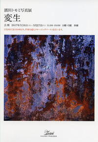 濱田トモミ写真展「変生」 - blue
