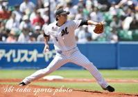 千葉ロッテマリーンズ 涌井秀章 - SHI-TAKA   ~SPORTS PHOTO~