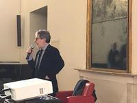 村上春樹 Traduttore Giorgio Amitrano a Perugia - イタリアの風:Chigusa Kuraishi Blog