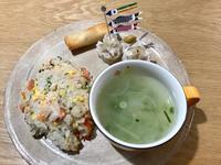 こどもの日の晩ごはん - Etsuko's Photolog