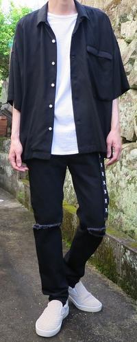 BLACK × WHITE - メンズファッション塾-ネクステージ-