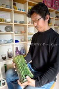 岸本釉薬 様 (土岐市) - 出張カメラマンの経営者取材ブログ