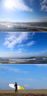2017/05/05(FRI)五月晴れの海辺......気持ちいいです。 - SURF RESEARCH