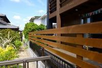 フェンス塗装② - enjoy life to the full 人生を楽しく過ごす!   BESSのワンダーデバイスでもっと楽しく