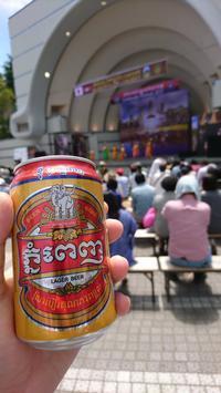 カンボジアフェスティバルにてPreap SovathとSbaek Thomをみた - 鴎庵