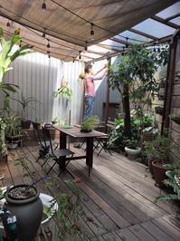 お庭でおもてなし - ケセラセラ~家とGREEN。