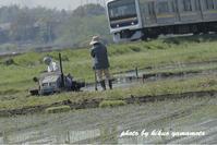 水ぬるむ - 鐡路の記憶~memory's of railway~