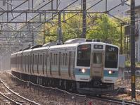 GW中日、久しぶりの湘南色はまかいじ等 - 富士急行線に魅せられて…